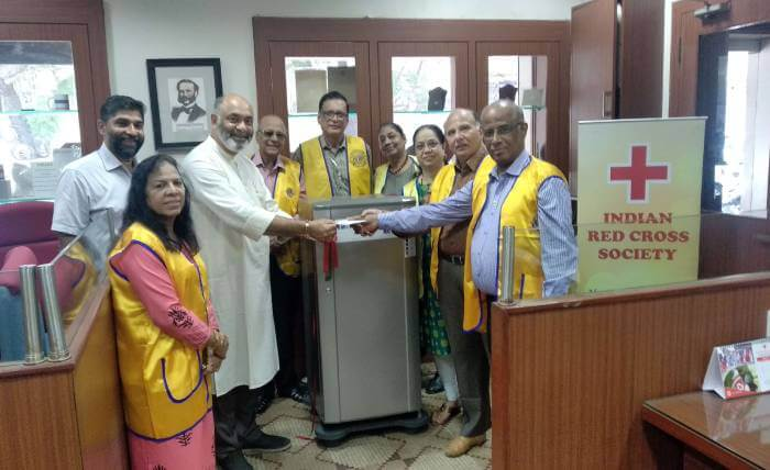 Lions-Club-of-Panjim-donating-Refregerator-to-Indian-Red-Cross-Society-Goa